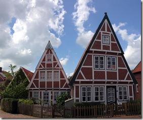 Otterndorfer Giebelhäuser