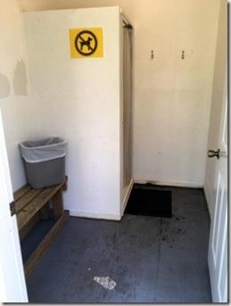 Standard-Duschraum